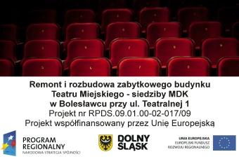 Teatr Stary w Bolesławcu
